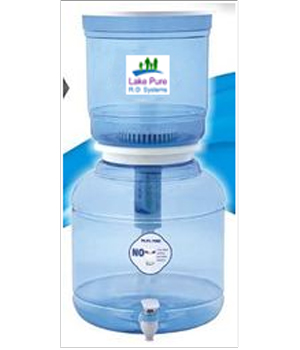 LAKE PURE UF MINERAL WATER POT